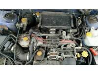 Subaru impreza turbo2000 engine 84k