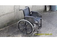 ANGEL MOBILITY WHEELCHAIR (LESS FOOTRESTS)
