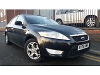 2009 Ford Mondeo 1.8 TDCi Zetec 5dr (6 speed) Hatchback, Warranty & Breakdown Cover Available £2,995