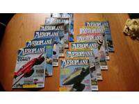 Aeroplane Monthly 2015 Full year (12 magazines)