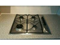 Gas hob for sale.