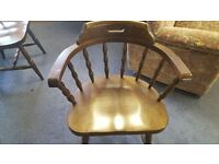 3 Captains Chairs In Great Condition Will Sell Separately