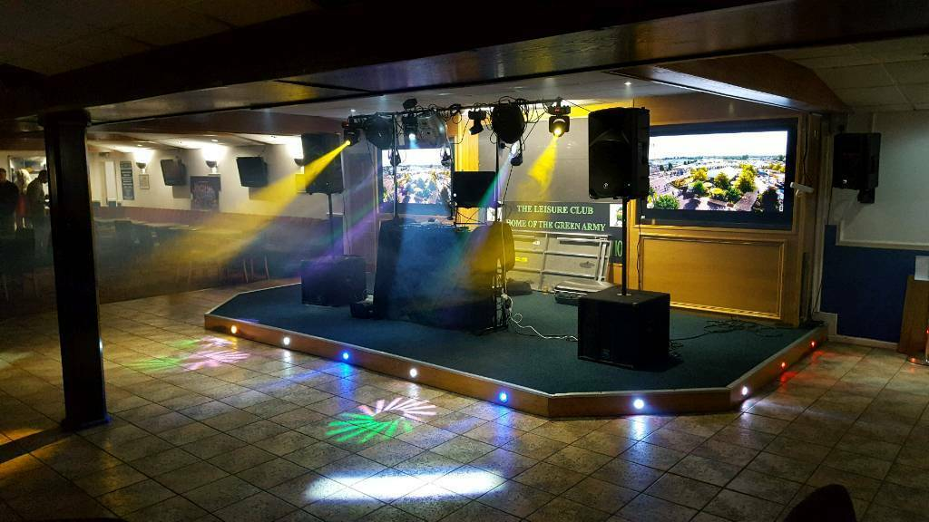 DJ AND FULL DISCO HIRE (DJD Entertainment)