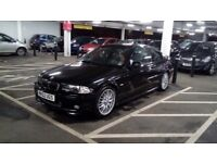 £2000 ono or swap for x5 ?? Mint condition bmw 325ci auto msport edition