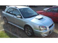 2005 Subaru Impreza WRX, 87k, Long MOT