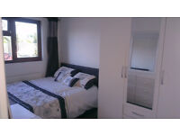 DOUBLE ROOM TO LET IN SHARED HOUSE,NEW BUILD