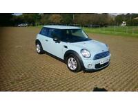 MINI HATCHBACK 1.6 One D 3dr (blue) 2013