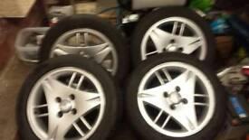 Ford Wheels ad tye