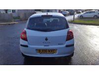 Renault clio 1.2 NEW SHAPE 5 dr hatchback.swap.part ex Ford.Vauxhall,fiat,Hyundai,Peugeot,volkswagen