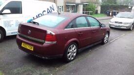Vauxhall vectra 2.2 petrol