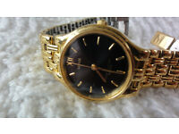 Lorus Seiko Ladies Gold Digital Watch (also have Rolex, Gucci, Omega Chanel, MK, Kors,Ice)