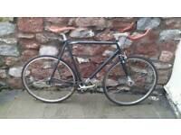 CHARGE PLUG - fixie road bike - Large - fixed gear - single - flip flop wheel