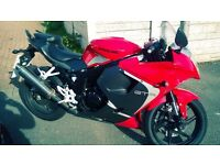 125cc hyosung grab a bargin