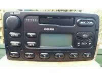 Ford Focus Cassette Stereo