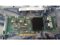 LSI 9211-8i RAID card