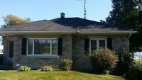 Fully Furnished Cottage 10 Minutes from downtown Brockville