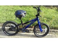"KIDS BOYS CHILDREN SPECIALIZED HARDROCK 16"" WHEEL AGES 5- 8 BIKE BICYCLE"