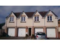 2 bed detached flat with garden/garage