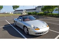 Porsche Boxster 2.5 1998 Low Mileage