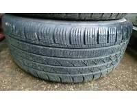 """3x 225/50/17"""" snow tyres"""