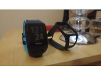TomTom GPS Heart Rate Fitness watch