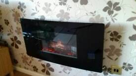 Celsis Wall mounted Electric Fire