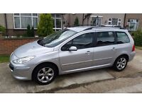 Lovely Peugeot 307 SW 1.6 HDi S 5dr