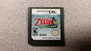Zelda Spirit Tracks DS Game