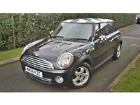 2008 MINI ONE 1.4 PETROL,VERY LOW MILEAGE,6 SPEED,START/STOP BUTTON,VERY GOOD COND.