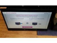 "LG 42"" 4k Freeview HD Wifi Smart LED TV £220"