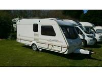 Stunning Abbey Archway 470 2001 2 berth with motor mover