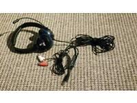Earforce PLa Turtle Beach headset