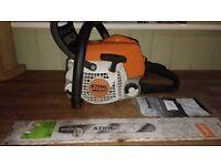 Stihl chainsaw ms 211 2012