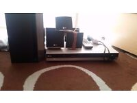 LG LHT360SE - home theater system - 5.1 channel