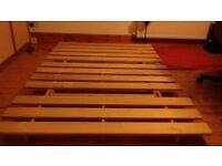 futon base (double)