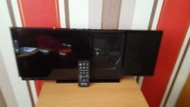 Panasonic flat panel stereo