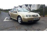 Volkswagen Bora 1.9 TDI SE, 6 speed, Full year MOT