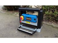 Clarke CPT250 Portable Thicknesser Electric Planer