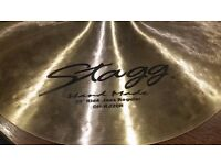 Stagg DH-RJ20R Cymbal - Collection Only.