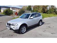 BMW X3 X-Drive SE