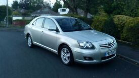 TOYOTA AVENSIS 2.2 D4D T3-X 2007 1 OWNER