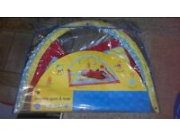 Mothercare play mat for baby