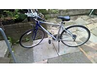 FOR SALE GENTS GIANT HYBRID BIKE CYCLE BICYCLE ONLY £55