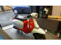 Scomadi TL125 SCOOTER