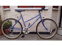 Raleigh calypso 7 speed bike