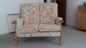 Two-piece Cottage Suite (Armchair and 2-seater settee)