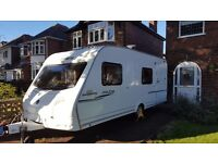 Sprite Major 6 2009 Touring Caravan for sale. Lovely van 6 berth plus awning. £8000 ono