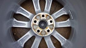 """4x GENUINE ALLOY WHEELS SEAT IBIZA 16"""" MK4 MK5 6J0601025N VW SKODA AUDI 5x100"""