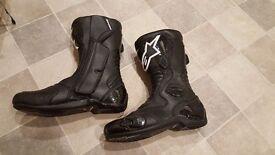Boots Alpinestars SMX 5