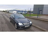 Mercedes C Class C180K for sale or swap